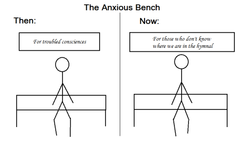 anxious bench